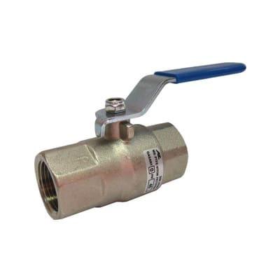 D32509 oxigénre zsírtalanított gömbcsap